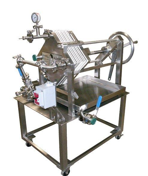 12D Filter Press