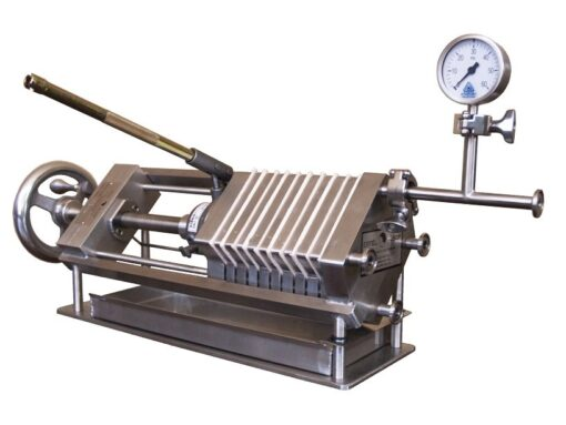 4D Filter Press