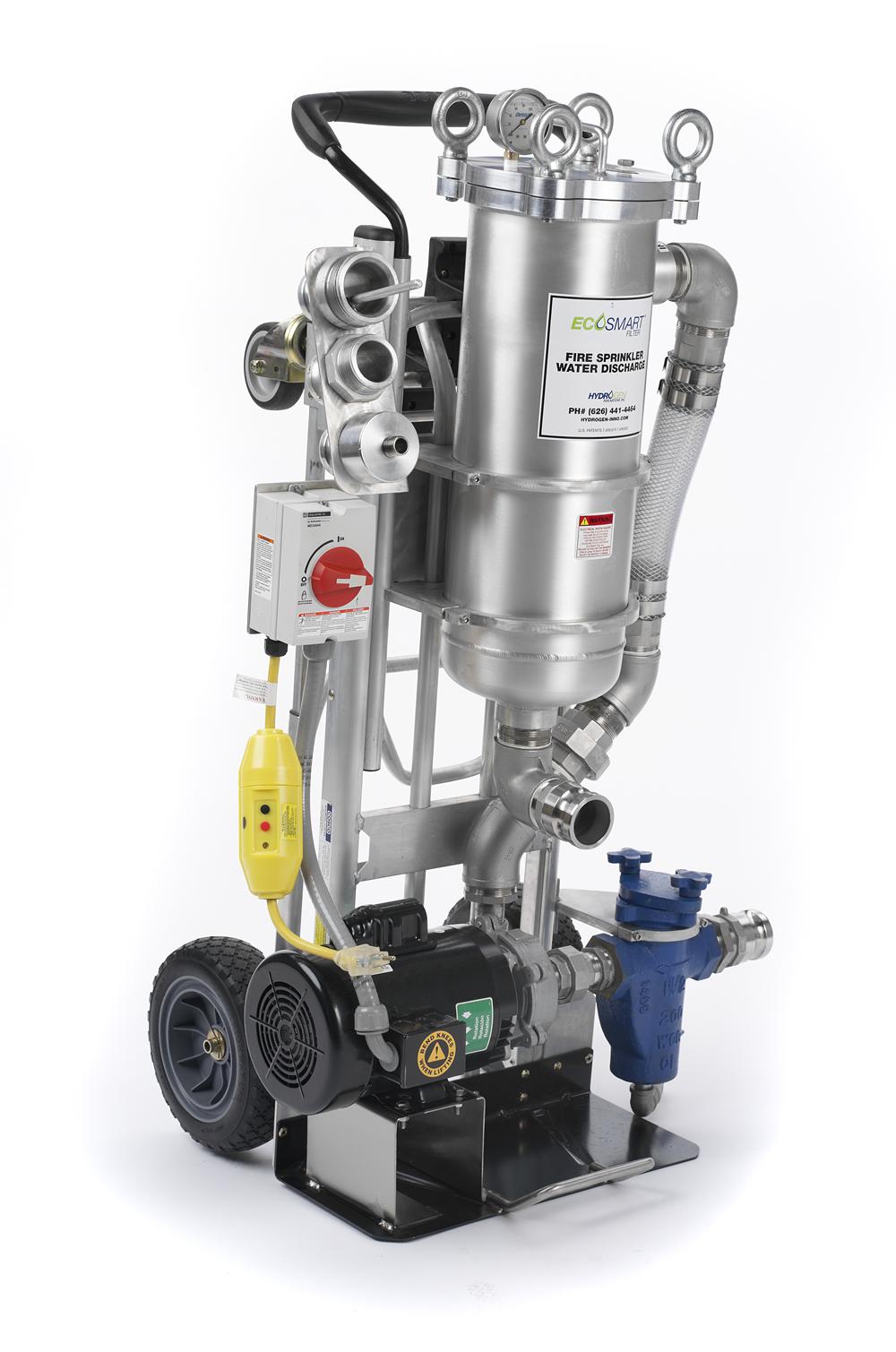 ecosmart filtration system front image