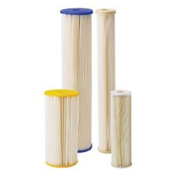 ECP series pleated cellulose polyester cartridges