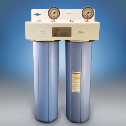 2-Stage Water Filtration System