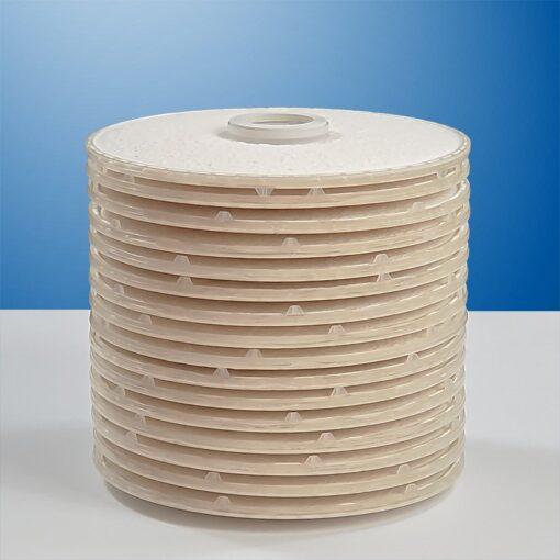 Lenticular Filter - 12 Inch - Flat Gasket