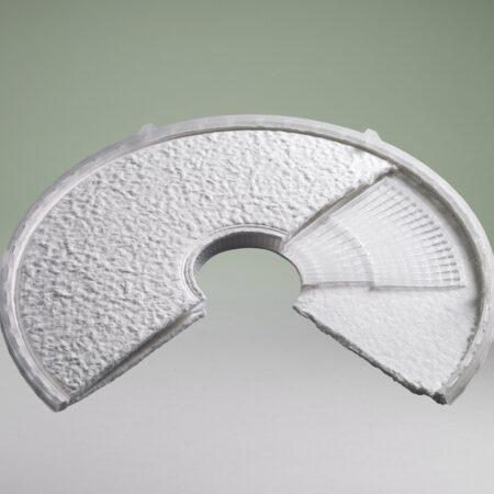 filter cell cutaway