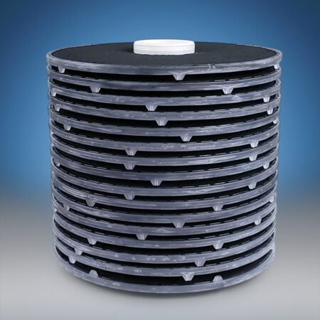 activated carbon lenticular filter